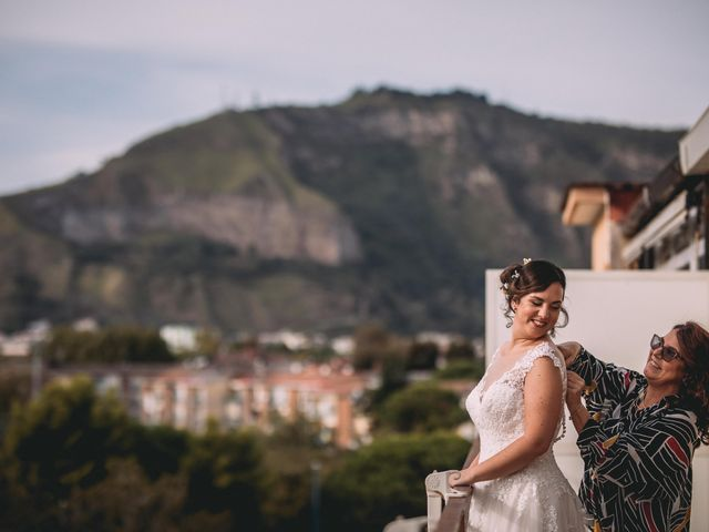 Il matrimonio di Pasquale e Paola a Napoli, Napoli 11