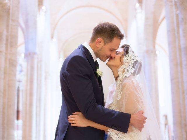 Le nozze di Luca e Antonella