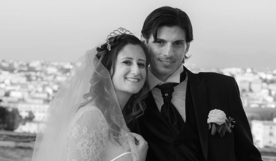 Il matrimonio di Fabrizio e Irene a Roma, Roma