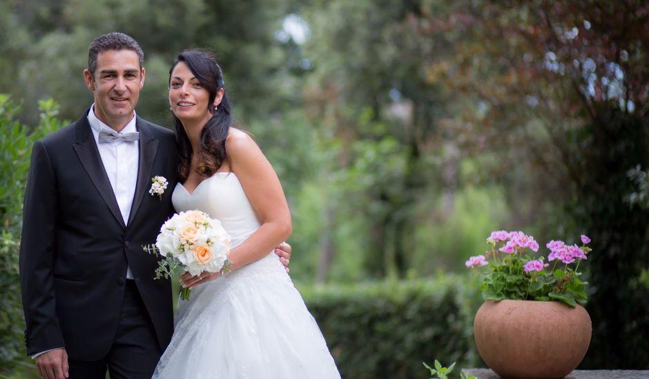 Il matrimonio di Enrichetta e Cristian a Collesalvetti, Livorno