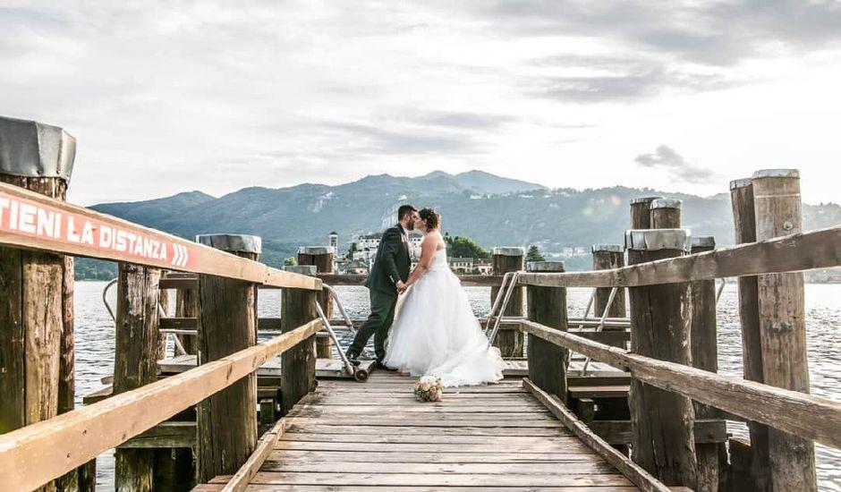 Il matrimonio di Paola e Ivan a Varallo Pombia, Novara