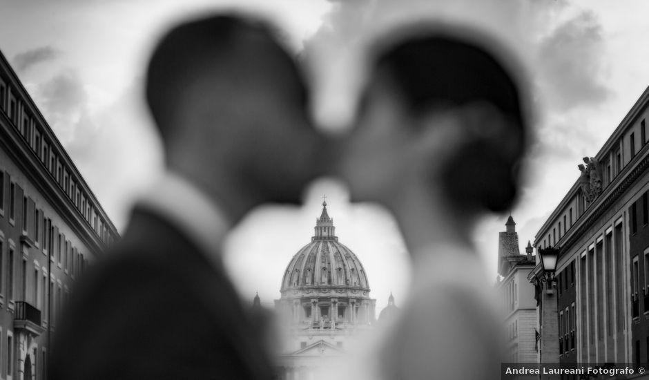 Il matrimonio di Manuel e Teresa a Roma, Roma