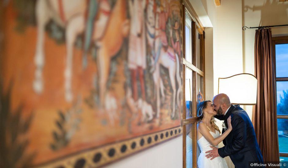 Il matrimonio di Alessandra e Gabriele a Roma, Roma