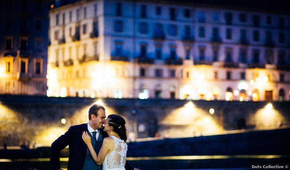 Il matrimonio di Fabio e Laura a Torino, Torino
