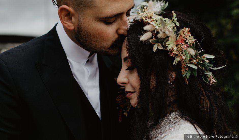 Il matrimonio di Silvia e Cristiano a Roma, Roma