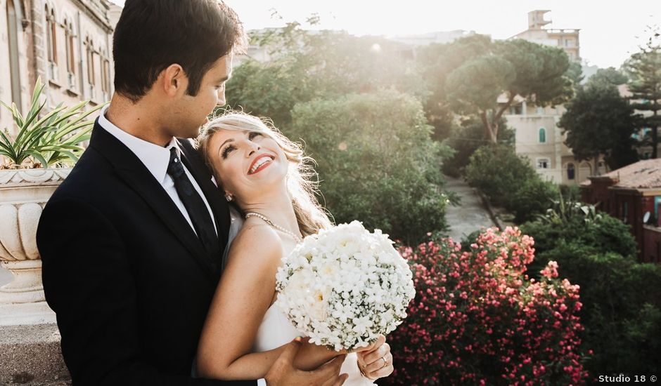 Il matrimonio di Antonio e Floriana a Messina, Messina
