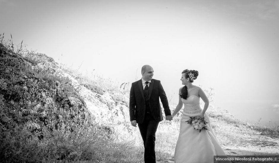 Il matrimonio di Calogero e Enza a Caltabellotta, Agrigento