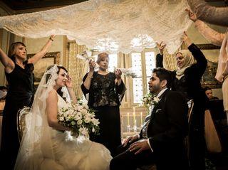 Le nozze di Sonia e Aboo