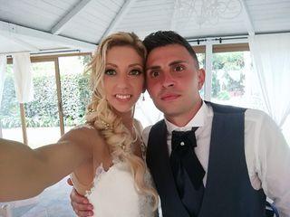 Le nozze di Elena e Umberto
