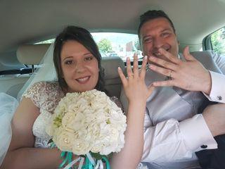 Le nozze di Alessia e Christian