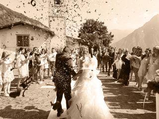 Le nozze di Gloria e Paolo 1