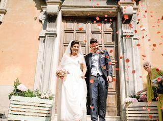 Le nozze di Valeria e Maichol 1