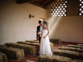 Le nozze di Valeria e Maichol