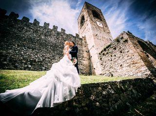 Le nozze di Morin e Danilo