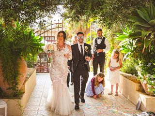 Le nozze di Jasmine e Giuseppe