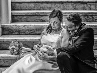 Le nozze di Giusy e Carmine
