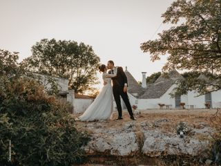 Le nozze di Ana Maria  e Vito