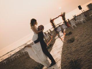 Le nozze di Marianna e Dario 1