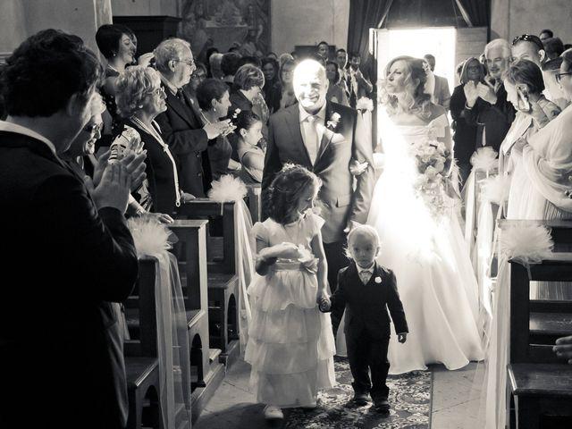 Il matrimonio di Luca e Alessandra a Arezzo, Arezzo 15