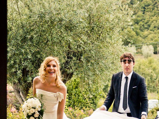 Il matrimonio di Luca e Alessandra a Arezzo, Arezzo 18