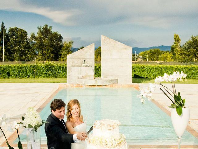 Il matrimonio di Luca e Alessandra a Arezzo, Arezzo 21