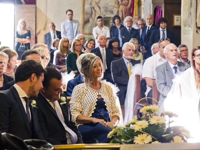 Il matrimonio di Luca e Alessandra a Arezzo, Arezzo 23