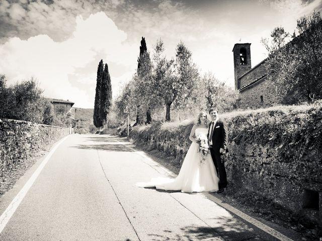 Il matrimonio di Luca e Alessandra a Arezzo, Arezzo 44