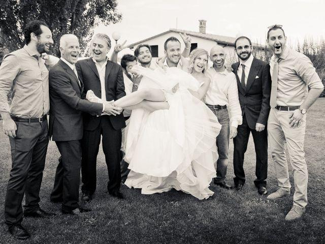 Il matrimonio di Luca e Alessandra a Arezzo, Arezzo 61