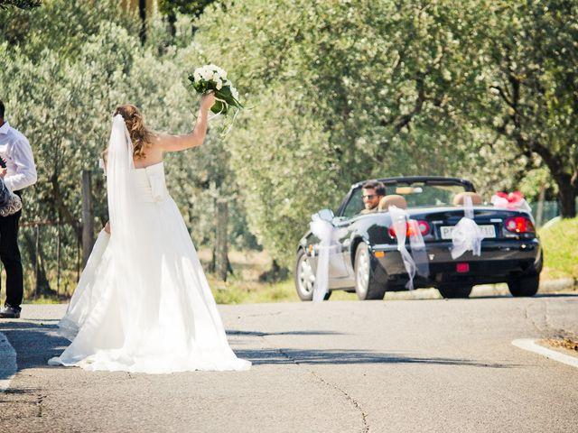 Il matrimonio di Luca e Alessandra a Arezzo, Arezzo 64