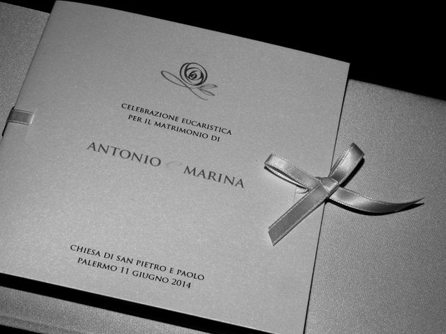 Il matrimonio di Antonio e Marina a Palermo, Palermo 12