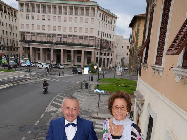 Il matrimonio di Daniele e Paola a Livorno, Livorno 4