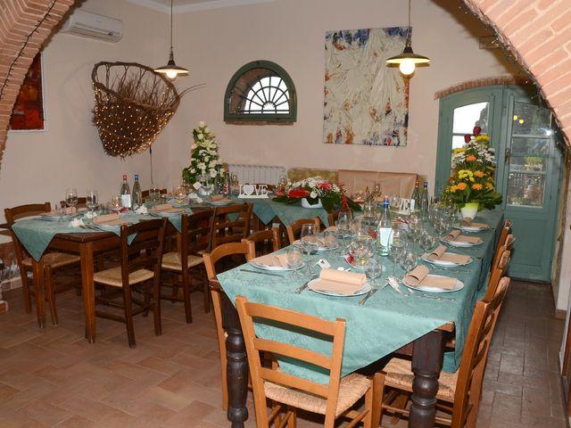 Il matrimonio di Daniele e Paola a Livorno, Livorno 32