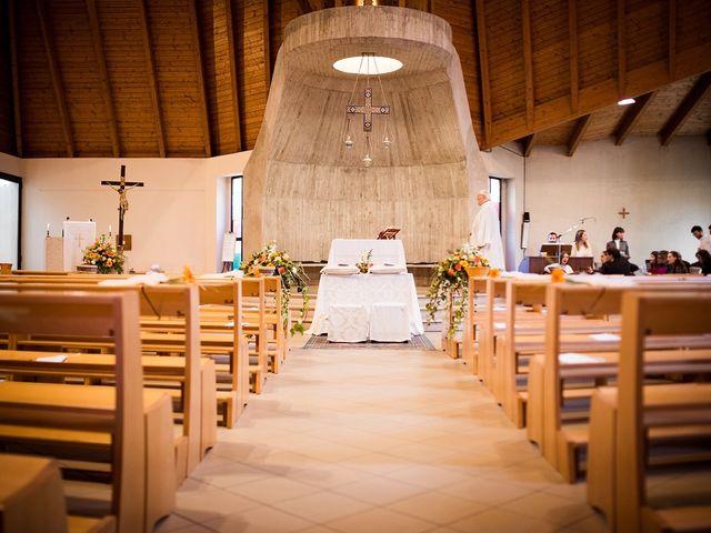 Il matrimonio di Fabio e Lucia a Fano, Pesaro - Urbino 14