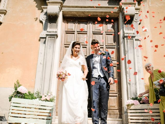 Il matrimonio di Maichol e Valeria a Bergamo, Bergamo 1