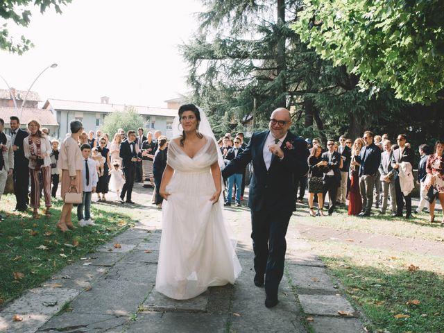 Il matrimonio di Maichol e Valeria a Bergamo, Bergamo 25