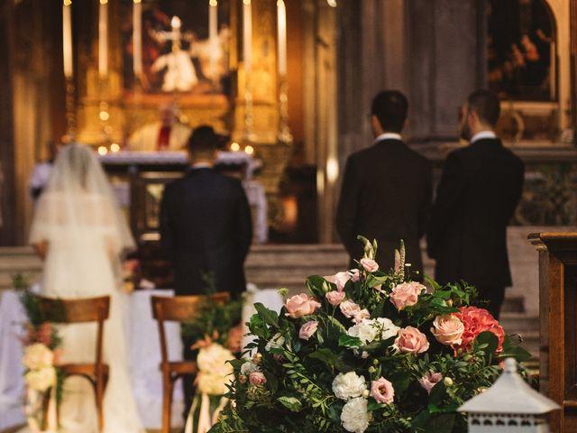 Il matrimonio di Maichol e Valeria a Bergamo, Bergamo 27