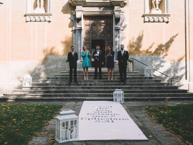 Il matrimonio di Maichol e Valeria a Bergamo, Bergamo 31