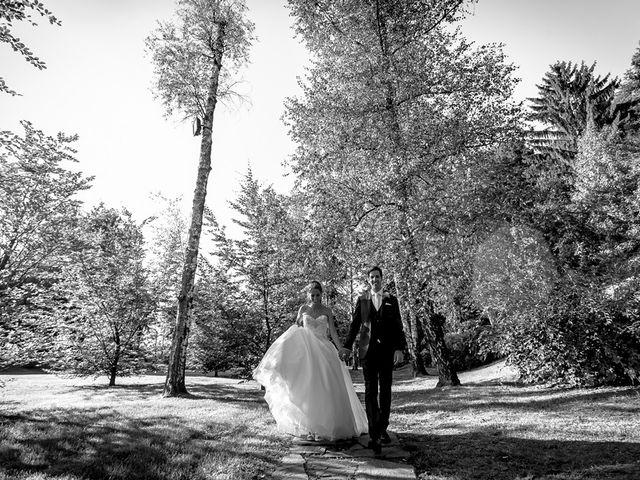 Il matrimonio di Larry e Giulia a Besozzo, Varese 26