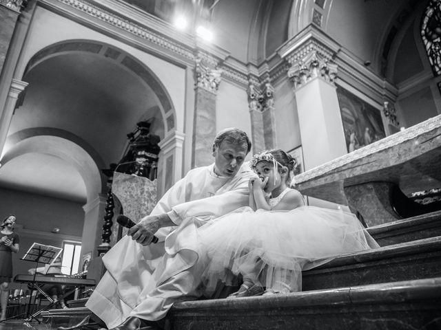 Il matrimonio di Fabio e Michela a Cinisello Balsamo, Milano 18
