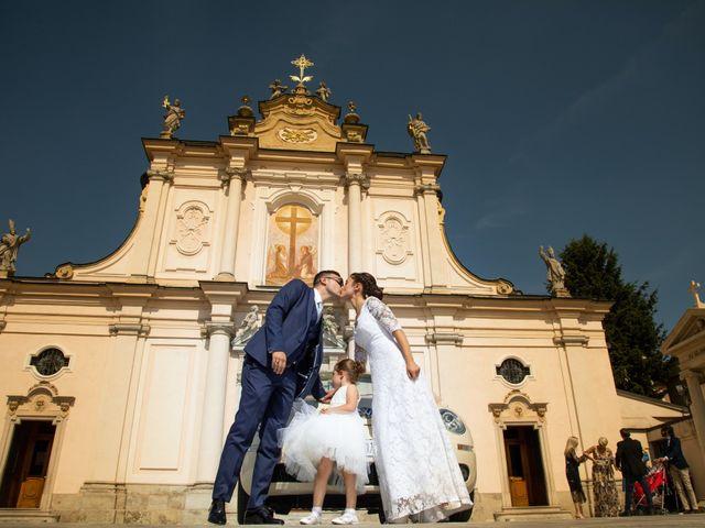 Il matrimonio di Fabio e Michela a Cinisello Balsamo, Milano 28