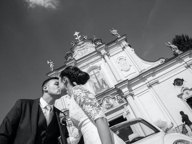 Il matrimonio di Fabio e Michela a Cinisello Balsamo, Milano 29