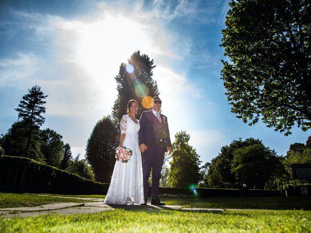 Il matrimonio di Fabio e Michela a Cinisello Balsamo, Milano 34