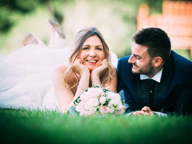 Il matrimonio di Danilo e Morin a Polpenazze del Garda, Brescia 7