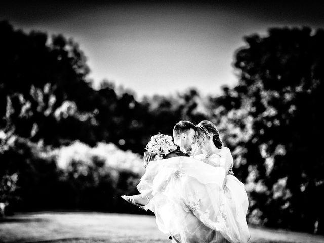 Il matrimonio di Danilo e Morin a Polpenazze del Garda, Brescia 9