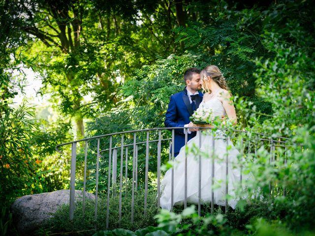 Il matrimonio di Danilo e Morin a Polpenazze del Garda, Brescia 10