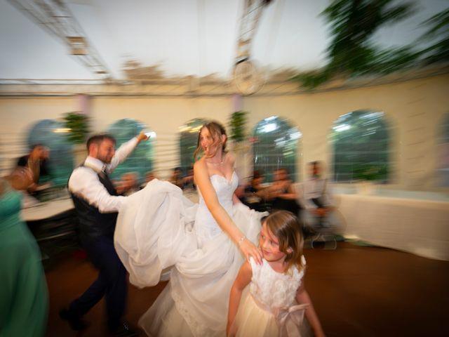 Il matrimonio di Danilo e Morin a Polpenazze del Garda, Brescia 11
