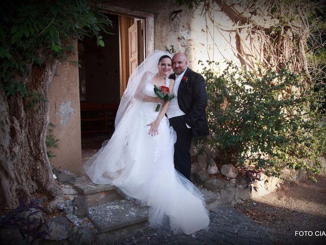 Le nozze di Claudia e Fabrizio