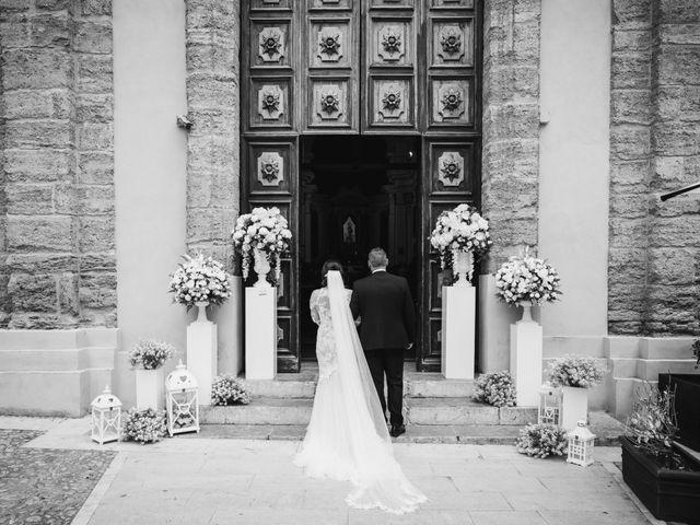 Il matrimonio di Giuseppe e Jasmine a Agrigento, Agrigento 15