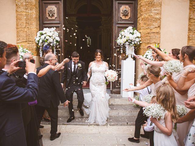 Il matrimonio di Giuseppe e Jasmine a Agrigento, Agrigento 19