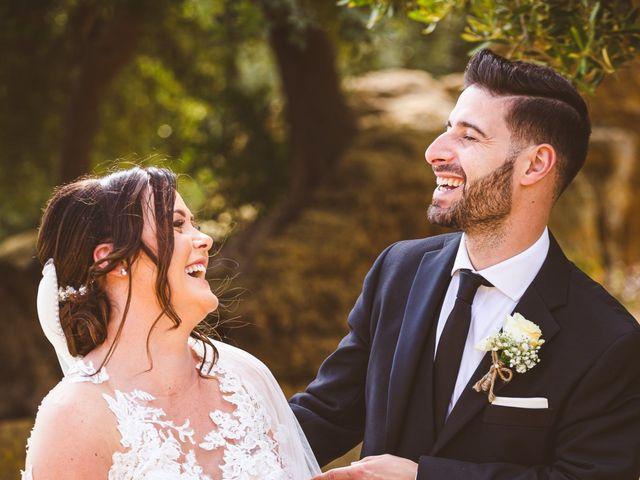Il matrimonio di Giuseppe e Jasmine a Agrigento, Agrigento 20